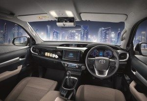interior new fortuner