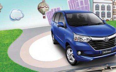 Toyota Avanza Terbaru Jogja