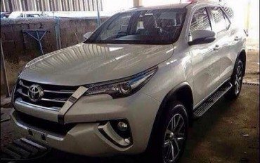 Yuk Intip Toyota Fortuner Terbaru 2016