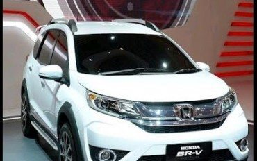 Nih Honda BRV Indonesia…