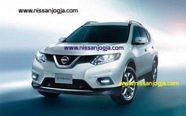 New Xtrail Hybrid sudah bisa di indent di Nissan Jogja