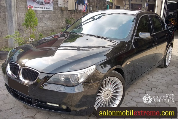 Salon Mobil BMW Jogja