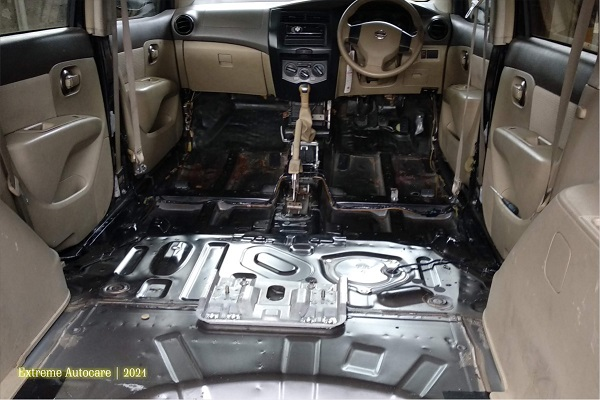Cuci Interior Mobil Jogja